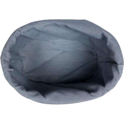 Купить Корзина Лен S 360х250х270 мм 24 л цвет серый дешевле