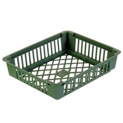 Купить Корзина прямоугольная для луковичных 25 x 30 см дешевле