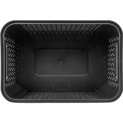 Корзина Style Box S цвет темно-коричневый