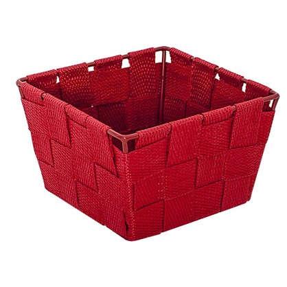 Корзинка нейлоновая Absolu №3 цвет красный