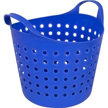 Купить Корзинка Soft 4.1 л синий дешевле