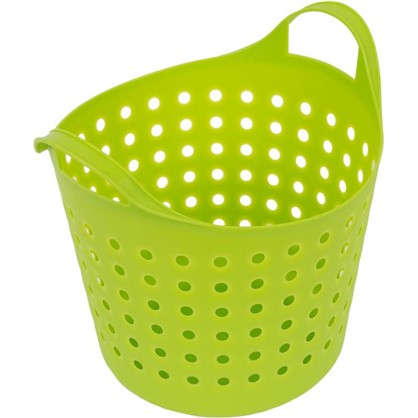 Купить Корзинка Soft 4.1 л зеленый дешевле