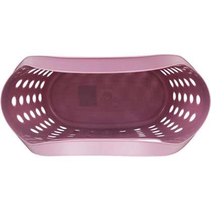 Купить Корзинка Soft 7.6 л сиреневый дешевле