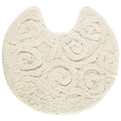 Купить Коврик для туалета Numkesh 60х60 см цвет бежевый дешевле