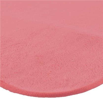Коврик для ванной 48х75 цвет красный