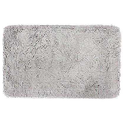 Коврик для ванной Cingolo 50х80 см цвет серый