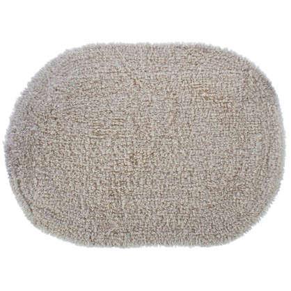Коврик для ванной Funky 40x60 см цвет серый
