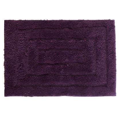 Коврик для ванной Grampus 45х65 см цвет фиолетовый