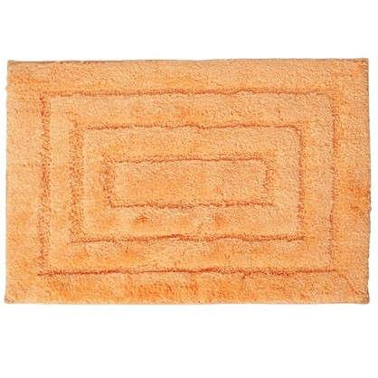 Коврик для ванной Grampus 45х65 см цвет оранжевый