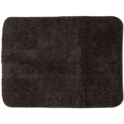 Коврик для ванной Lounge 50х70 см цвет коричневый