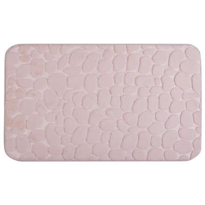 Коврик для ванной Luxury 45х75 см цвет бежевый