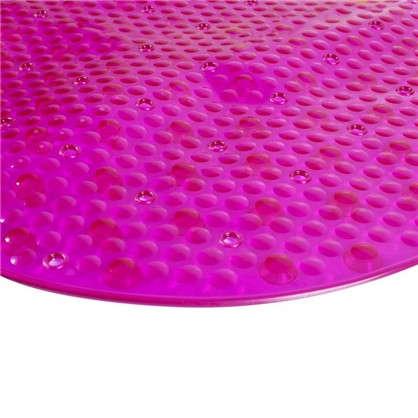 Купить Коврик для ванной комнаты массажный антискользящий 38х69 см цвет в ассортименте дешевле