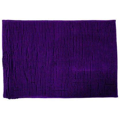 Коврик для ванной Merci 45х70 см цвет фиолетовый