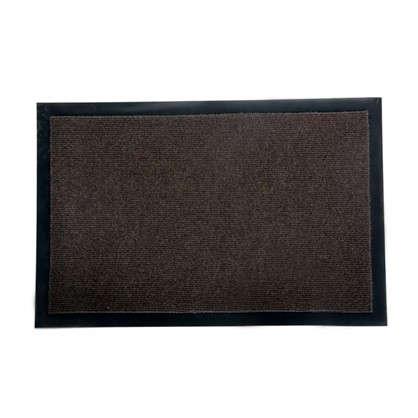Купить Коврик Multy ПВХ 40х60 см цвет коричневый дешевле