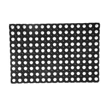 Коврик придверный 40x60 см 16 мм резина