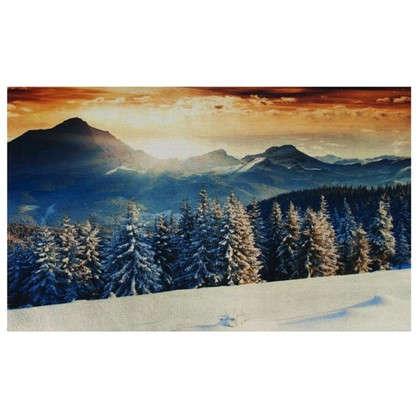 Купить Коврик придверный Deco New Year ПВХ 45х75 см дешевле