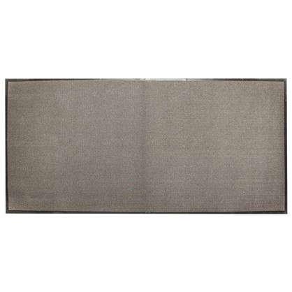 Купить Коврик придверный Olympia полипропилен  120x240 см цвет коричневый дешевле