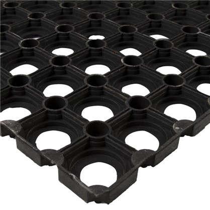Коврик придверный резина 16 мм 50x100 см