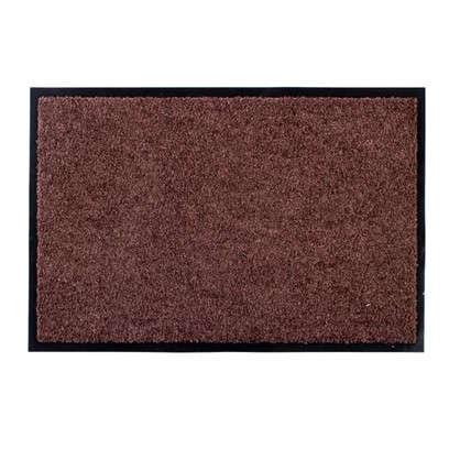 Купить Коврик придверный Wash-Clean полиамид/ПВХ 40x60 см цвет в ассортименте дешевле