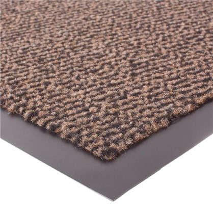 Коврик Step полипропилен 40x60 см цвет коричневый