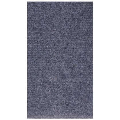 Ковровая дорожка Флорт Офис 01050 иглопробивная 1 м цвет серый