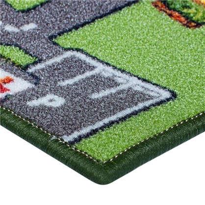 Купить Ковролин Дороги 170 полиамид 2.5 м цвет зелёный дешевле