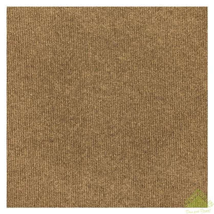 Ковролин ФлорТ Офис 07034 латекс 3 м цвет коричневый