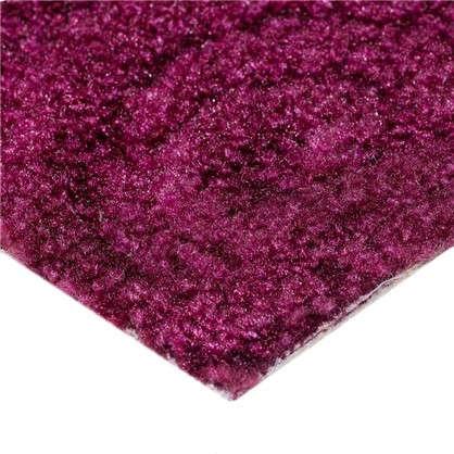 Ковролин Калинка Роза 18 войлок 3 м цвет пурпурный