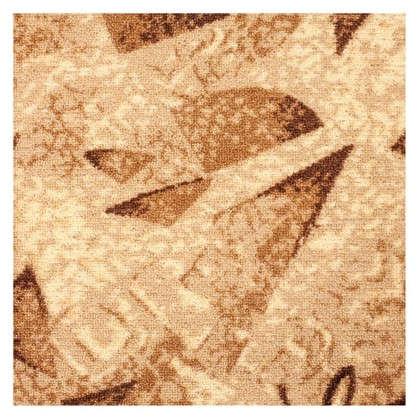 Ковролин Карамель 170 войлок 25 м цвет коричневый