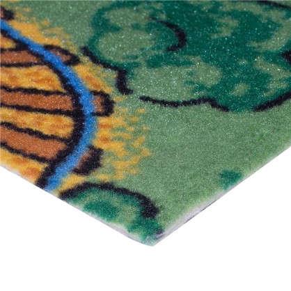 Ковролин Нева Тафт Малиновка 630 велюр 4 м цвет зелёный