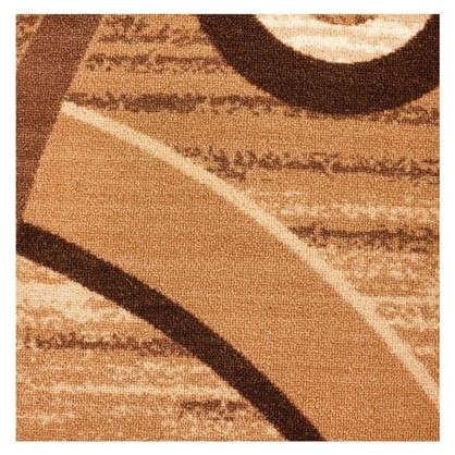 Ковролин Сфера 180 войлок 35 м цвет коричневый