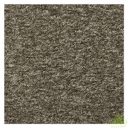 Ковролин Супер Стар 965 петлевое 4 м цвет серо-чёрный