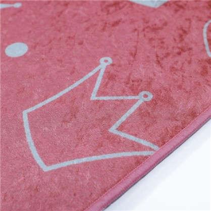 Коврик Kids Dream 03 0.7х1.4 м цвет розовый