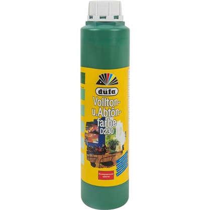 Купить Краситель Abtonfarbe №108 0.75 л цвет оксид зеленый дешевле