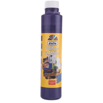 Купить Краситель Abtonfarbe №123 0.75 л цвет фиолетовый дешевле