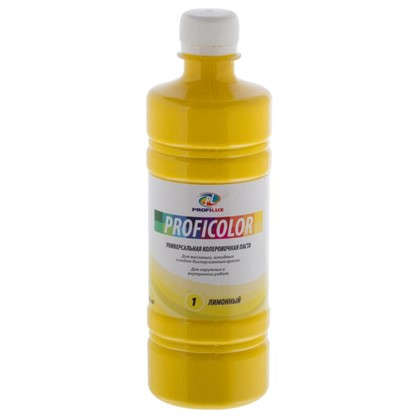 Краситель Profilux №1 450 мл цвет лимон