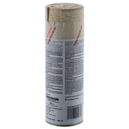 Купить Краска аэрозольная кракелюр Rustoleum двухшаговая цвет слоновой кости 0.34 кг дешевле