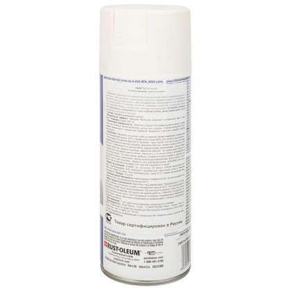 Купить Краска аэрозольная Paint Touch полуглянцевая цвет белый 340 г дешевле