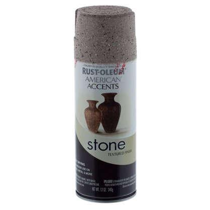 Купить Краска аэрозольная Природный камень цвет булыжник 0.34 кг дешевле