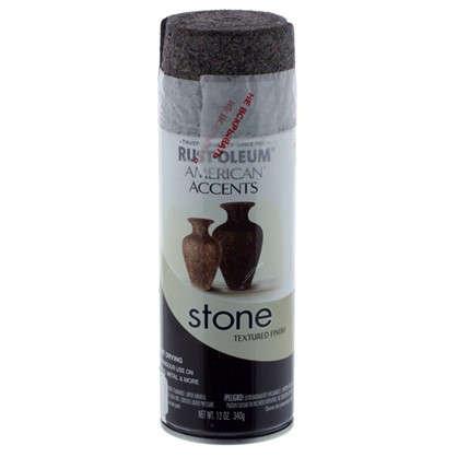 Краска аэрозольная Природный камень цвет гранитный камень 0.34 кг