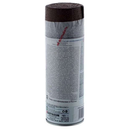 Краска аэрозольная Природный камень цвет коричневый минерал 0.34 кг