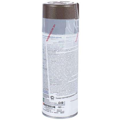 Краска аэрозольная сост.мет-к класическая бронза 0.34 кг