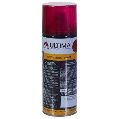 Краска аэрозольная Ultima цвет медный металик