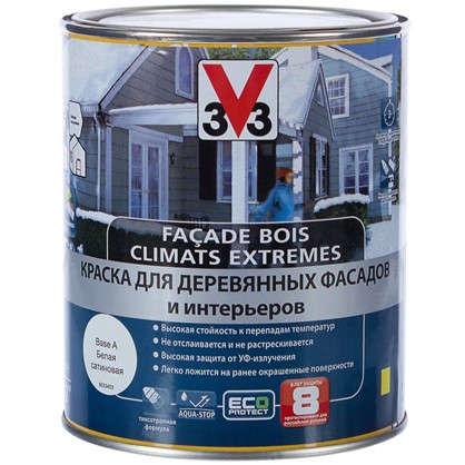 Купить Краска для деревянных фасадов V33 база А 1 л дешевле