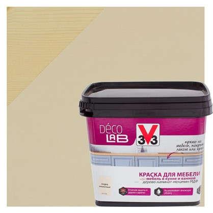 Краска для мебели V33 Decolab цвет пудра 0.75 л