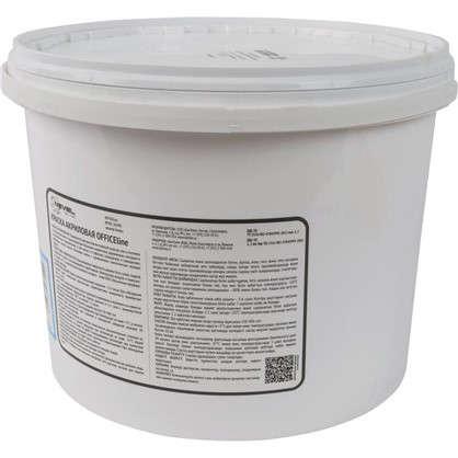 Краска для офиса Office Line износостойкая белый 12 кг