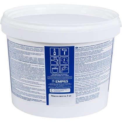 Краска для потолков ВД супербелая 3 кг