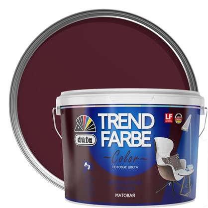 Краска для стен и потолков Trend Farbe цвет Бородовая роза 2.5 л