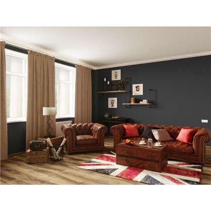 Краска для стен и потолков Trend Farbe цвет Черный ворон 50 мл