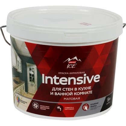 Краска для стен Parade DIY Intensive база A 5 л